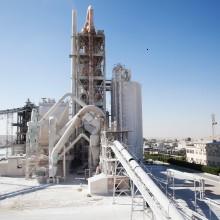 Nhà máy Royal white cement - Egypt
